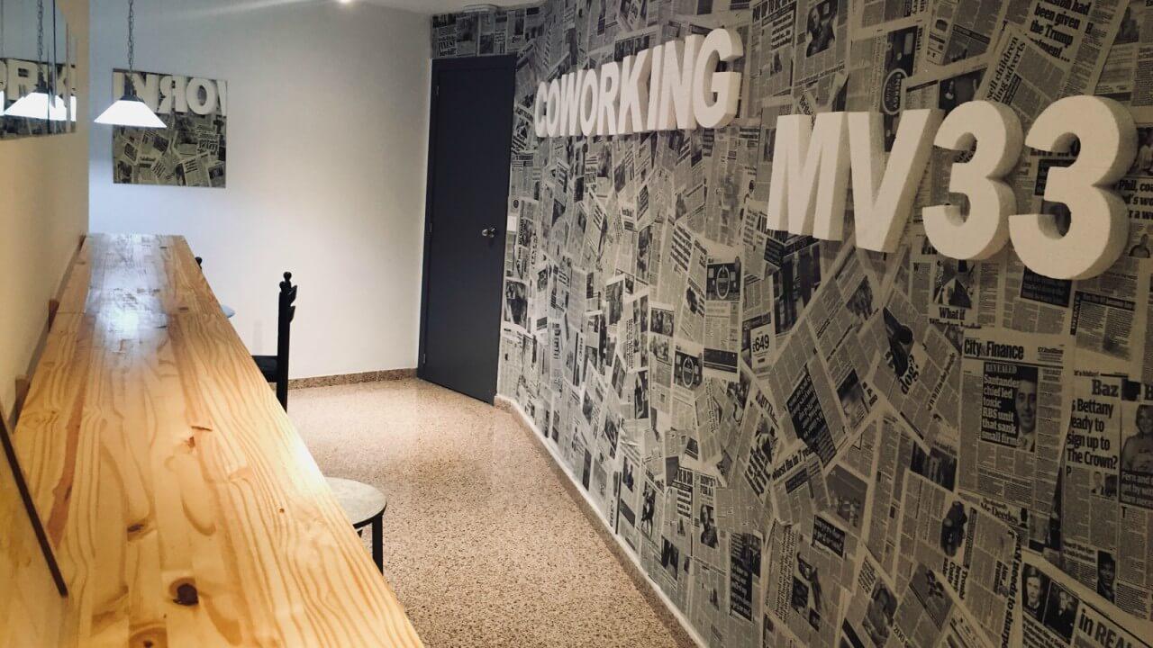 mv33 coworking espacio de trabajo alicante planes y precios sala zona relax cafe 1